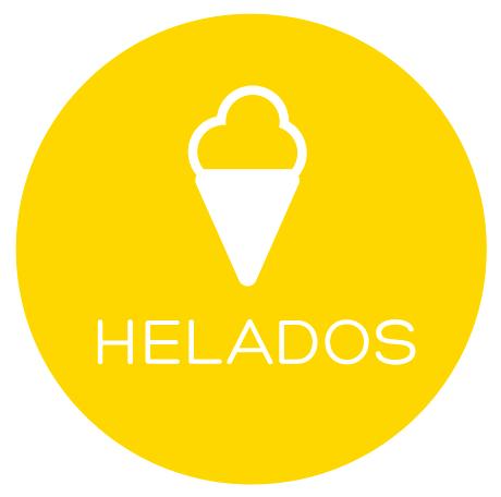 Helados en Madrid y Baiona